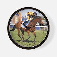 Champion racehorses Wall Clock