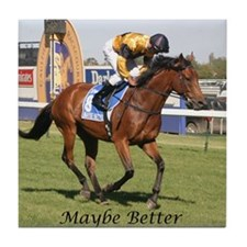 Champion racehorse Tile Coaster