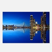 Unique Rotterdam Postcards (Package of 8)