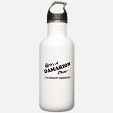 DAMARION thing, you wo Water Bottle