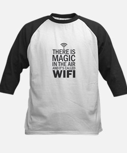 Magic in the Air Baseball Jersey