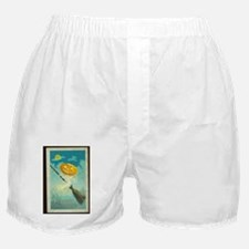 Vintage Halloween Boxer Shorts