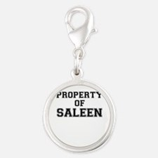 Property of SALEEN Charms