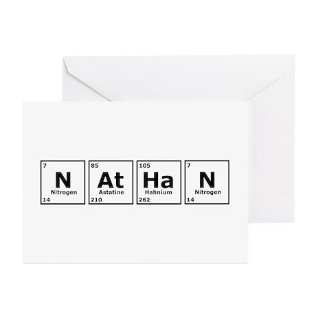 Nathan Greeting Cards (Pk of 10)