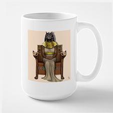 Bast Throne Mug