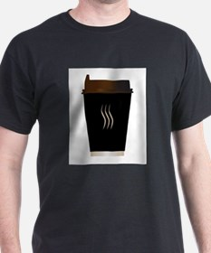 Paper Coffee Cup T-Shirt