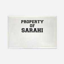 Property of SARAHI Magnets