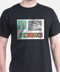 X Is For X Ray T-Shirt