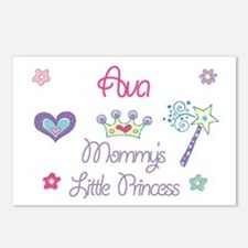 Ava - Mommy's Little Princess Postcards (Package o