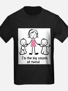 BCGirlTwinsStick T-Shirt