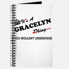 GRACELYN thing, you wouldn't understand Journal