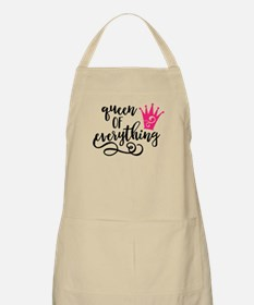 QUEEN of everything Apron