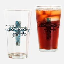 Faith hope Drinking Glass