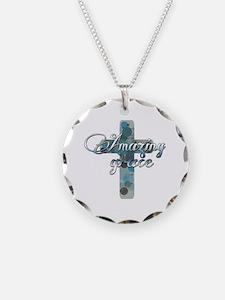 Funny Hope love faith Necklace