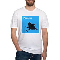 iPegasus Fitted T-Shirt
