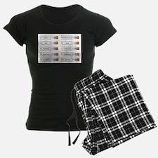 Alternative Health Remedies Pajamas
