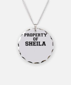 Property of SHEILA Necklace