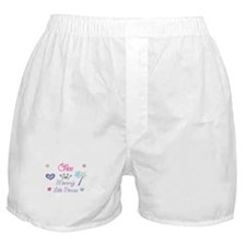 Chloe - Mommy's Little Prince Boxer Shorts