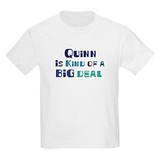 Quinn is a big deal T-Shirt