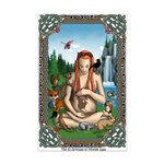 Gaia Mini Poster Print