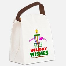 Unique Wishing Canvas Lunch Bag