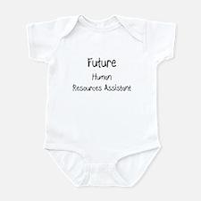 Future Human Resources Assistant Infant Bodysuit