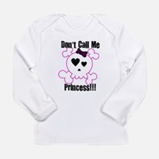 Anti-Princess Long Sleeve T-Shirt