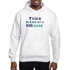 Tyson is a big deal Jumper Hoody