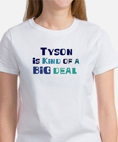 Tyson is a big deal Tee