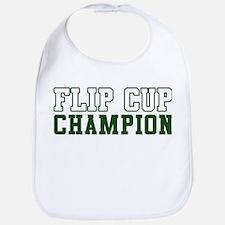 Flip Cup Champion Bib