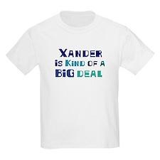 Xander is a big deal T-Shirt