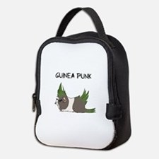 Guinea Punk Neoprene Lunch Bag