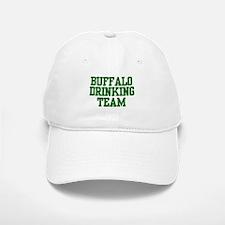 Buffalo Drinking Team Baseball Baseball Cap