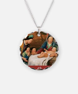Chinese christian Necklace