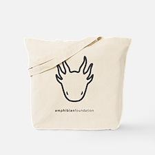 Amphibian Foundation Logo Tote Bag
