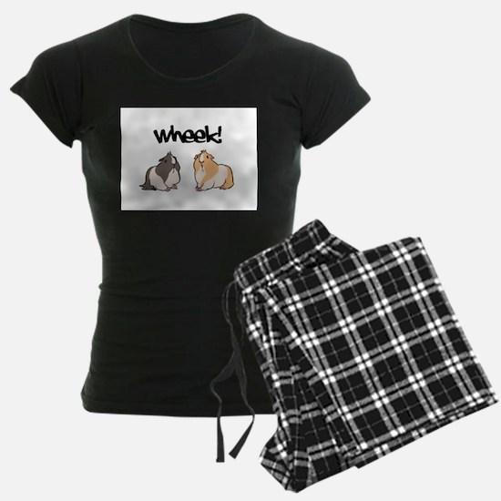 Wheek Guinea pigs Pajamas