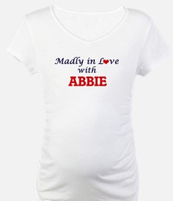 Madly in Love with Abbie Shirt