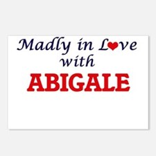 Madly in Love with Abigal Postcards (Package of 8)