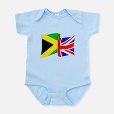 British Jamaican Body Suit