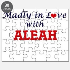 Madly in Love with Aleah Puzzle