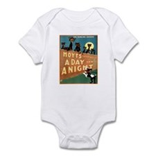 A Day and a Night Infant Bodysuit