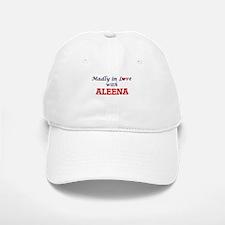 Madly in Love with Aleena Baseball Baseball Cap