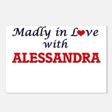Madly in Love with Alessa Postcards (Package of 8)