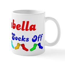Annabella Rocks Socks (B) Mug