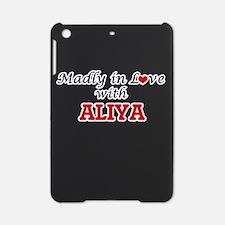 Madly in Love with Aliya iPad Mini Case