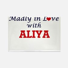 Madly in Love with Aliya Magnets