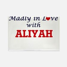 Madly in Love with Aliyah Magnets