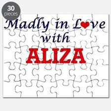 Madly in Love with Aliza Puzzle