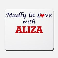 Madly in Love with Aliza Mousepad