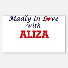 Madly in Love with Aliza Decal